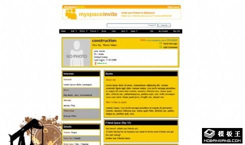 免费的黄色网站谁能�9.9.*_韩国电脑公司金黄色网站模板免费下载_模板王