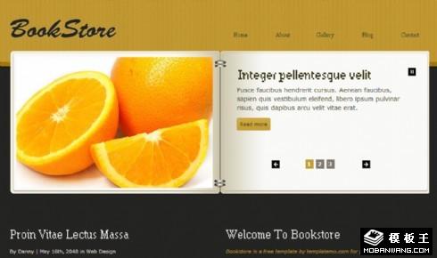 记事本信息动态网页模板