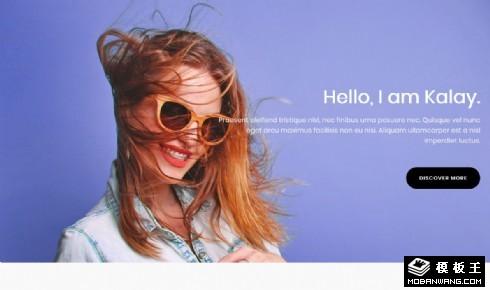 个人服务项目展示响应式网页乐虎国际手机