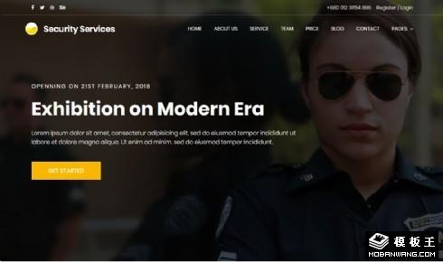 安保系统服务响应式网站乐虎国际手机