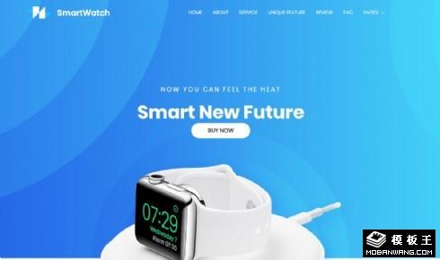智能手表展示动态响应式网页乐虎国际手机